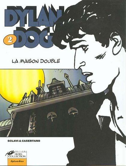 Couverture de Dylan Dog (Hors-Collection) -2- La maison double