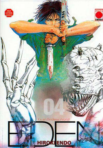 Couverture de Eden - It's an Endless World! -4- Vengeance