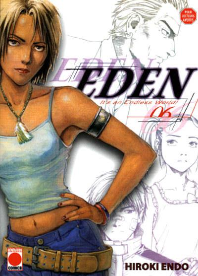 Couverture de Eden - It's an Endless World! -6- Convalescence