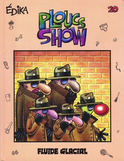 Couverture de Édika -20- Ploucs Show