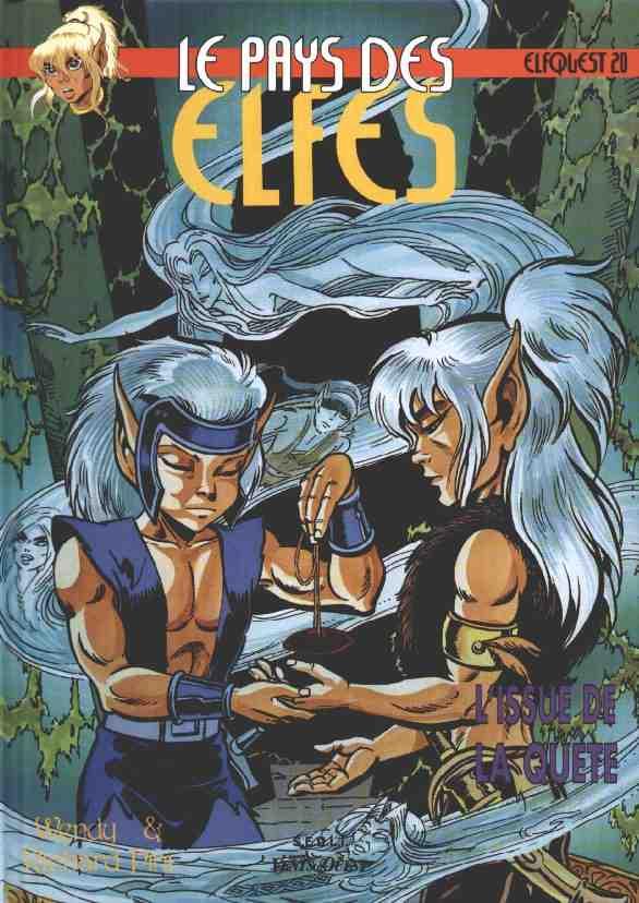 Couverture de ElfQuest - La Fantastique quête des elfes -20- L'issue de la quête