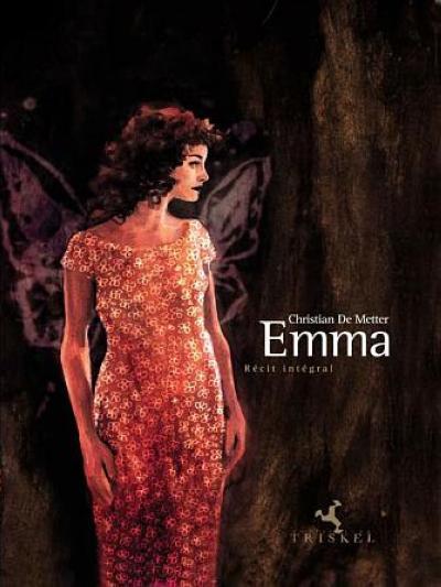 Emma (De Metter) - Intégrale sur Bookys