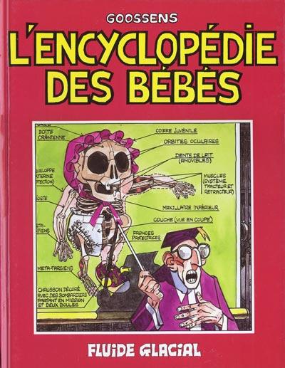 Couverture de L'encyclopédie des bébés -1- Le Bébé - Études de caractère