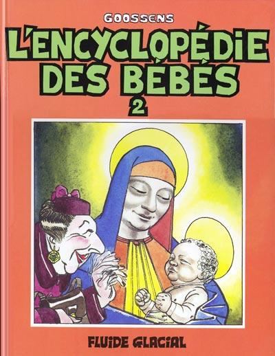 Couverture de L'encyclopédie des bébés -2- L'acquisition du langage