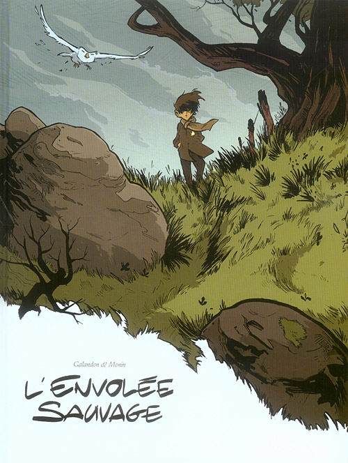 Lenvolée sauvage - tome 1 - La dame blanche (Angle de vue) (French Edition)