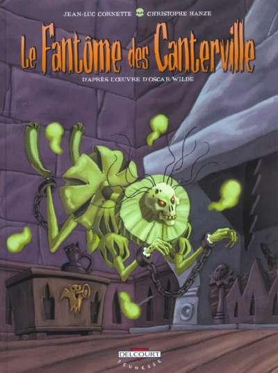 Couverture de Le fantôme des Canterville - Le Fantôme des Canterville