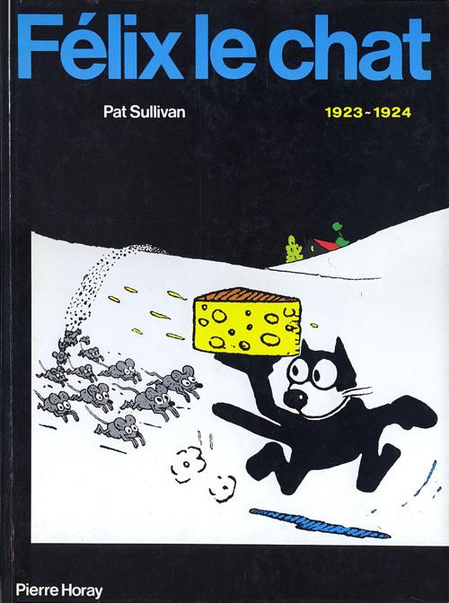 Couverture de Félix le chat (Intégrales) -INT2- 1923-1924