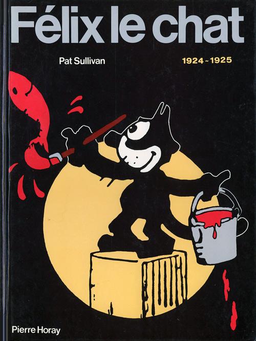 Couverture de Félix le chat (Intégrales) -INT3- 1924-1925