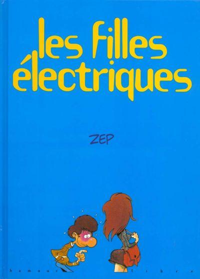 Couverture de Les filles électriques