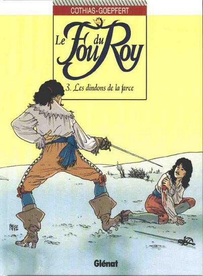 Le fou du Roy - BD, informations, cotes