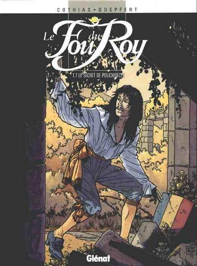 Couverture de Le fou du Roy -7- Le secret de polichinelle