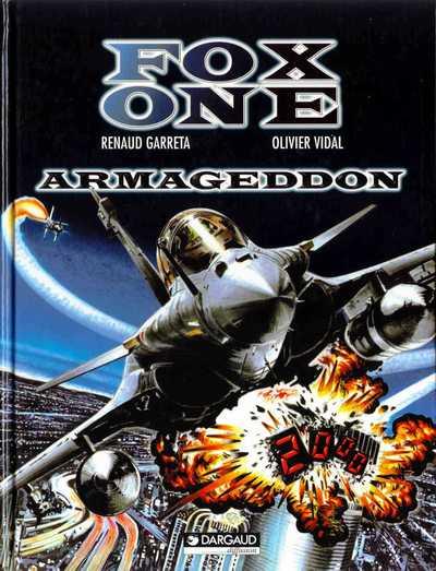 Couverture de Fox One -1- Armageddon