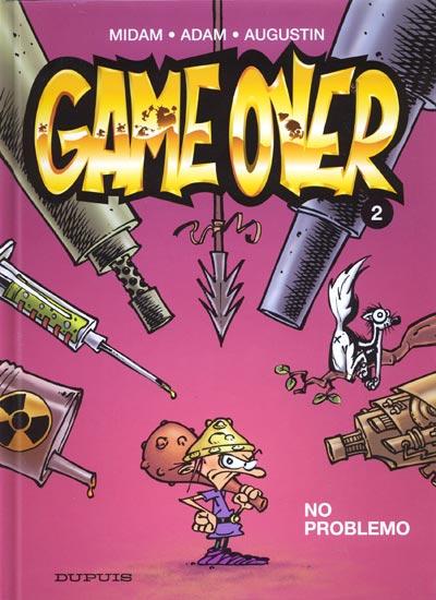 Couverture de Game Over -2- No Problemo