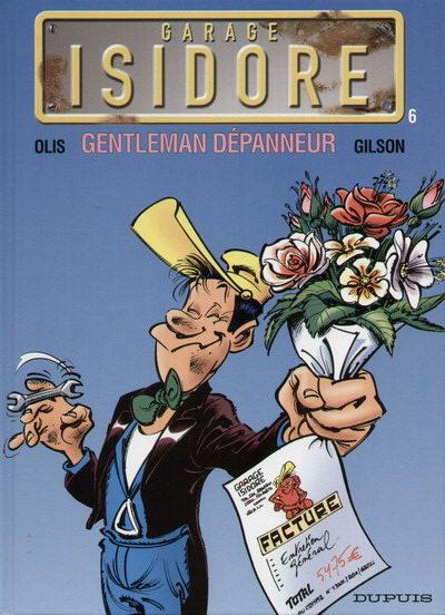 Couverture de Garage Isidore -6- Gentleman dépanneur
