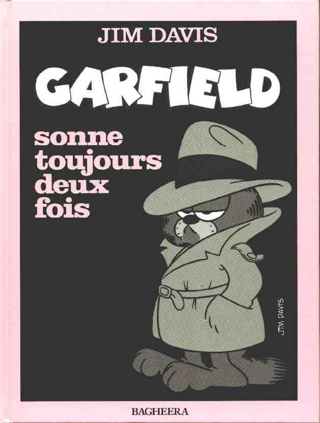 Couverture de Garfield -HS01- Garfield sonne toujours 2 fois