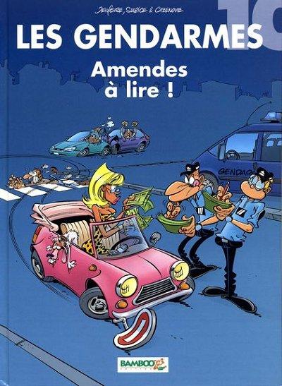 Les gendarmes (Jenfèvre) - 14 tomes