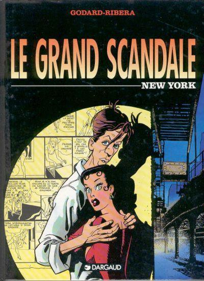 Couverture de Le grand scandale -1- New York