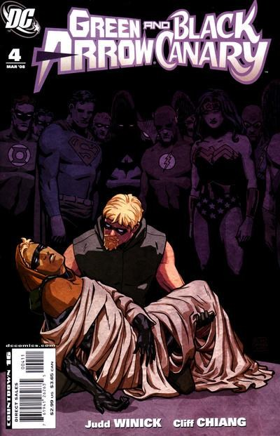 Green Arrow Black Canary Tome 04 Conclusion French