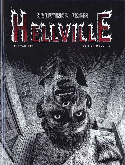 Greetings from Hellville (Thomas Ott) One shot