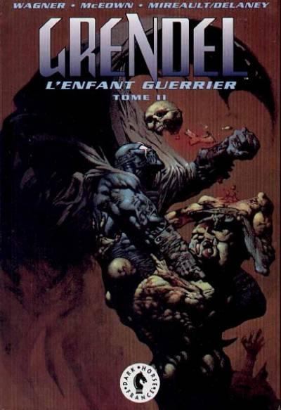 Couverture de Grendel l'enfant guerrier -2- Tome 2
