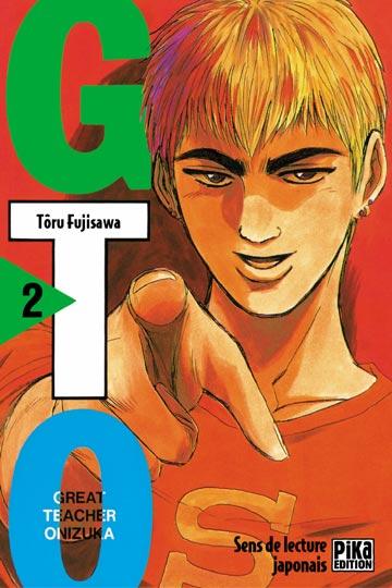 Couverture de GTO -2- Volume 2