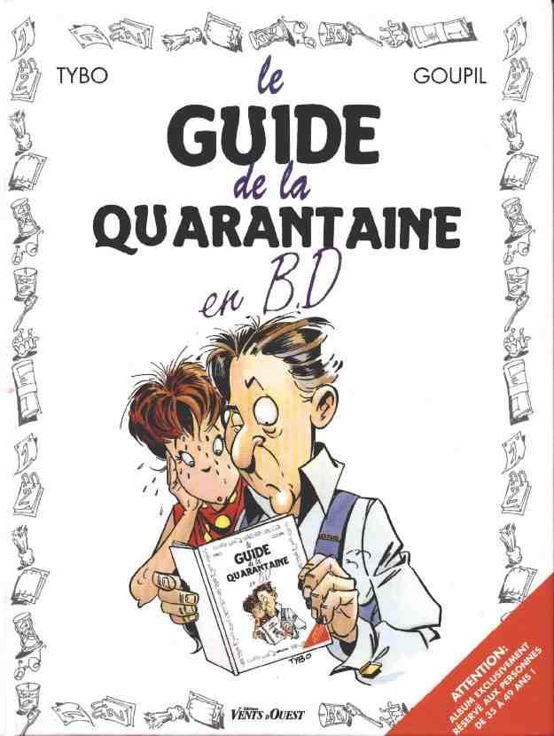 Couverture de Le guide -6- Le guide de la quarantaine