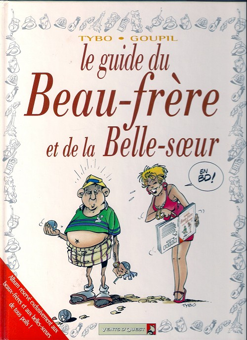 Le Guide 13 Le Guide Du Beau Frere Et De La Belle Sœur