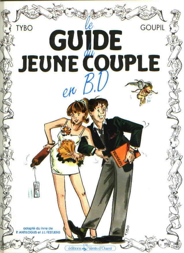 Couverture de Le guide -2- Le guide du jeune couple
