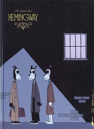 Couverture de Hemingway (Jason) -1- Hemingway
