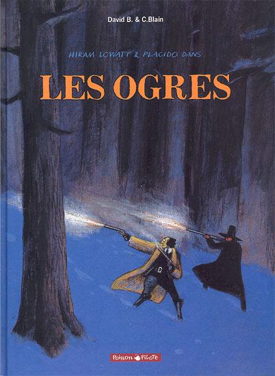 Couverture de Hiram Lowatt & Placido -2- Les Ogres