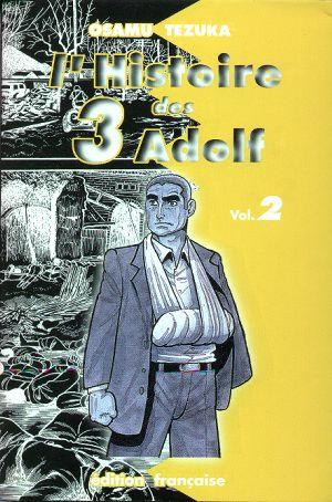 Couverture de L'histoire des 3 Adolf -2- Volume 2