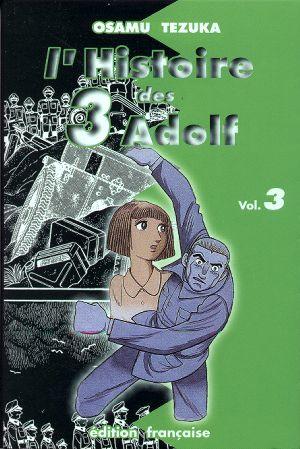 Couverture de L'histoire des 3 Adolf -3- Volume 3