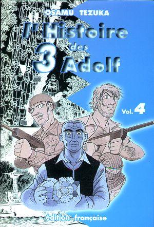 Couverture de L'histoire des 3 Adolf -4- Volume 4