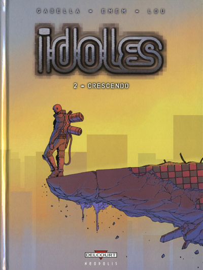Couverture de Idoles -2- Crescendo