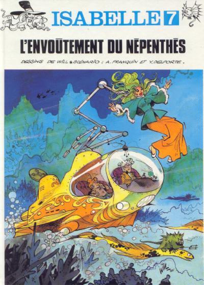 Couverture de Isabelle (Will) -7- L'envoûtement du Népenthés