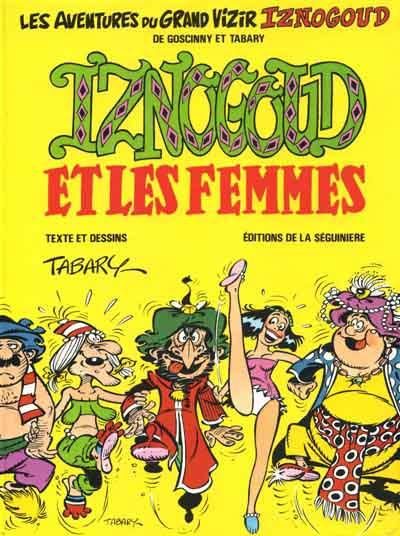 Couverture de Iznogoud -16- Iznogoud et les femmes