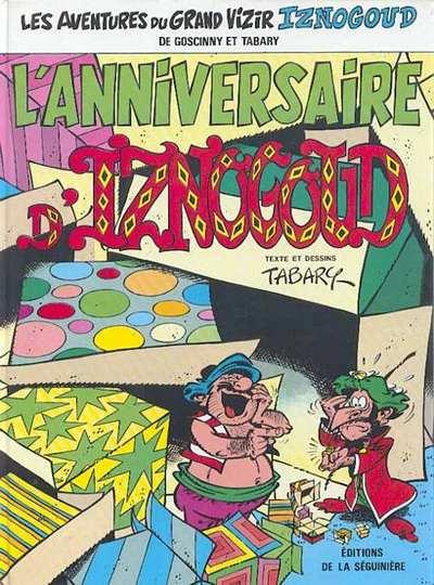 Iznogoud (19) : L'Anniversaire d'Iznogoud