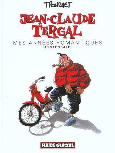 Couverture de Jean-Claude Tergal -INT- Mes années romantiques