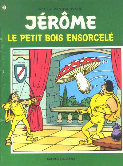 Couverture de Jérôme -75- Le petit bois ensorcelé