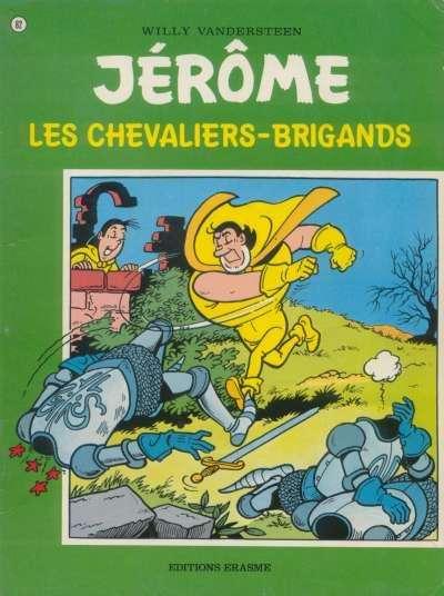Couverture de Jérôme -82- Les chevaliers-brigands