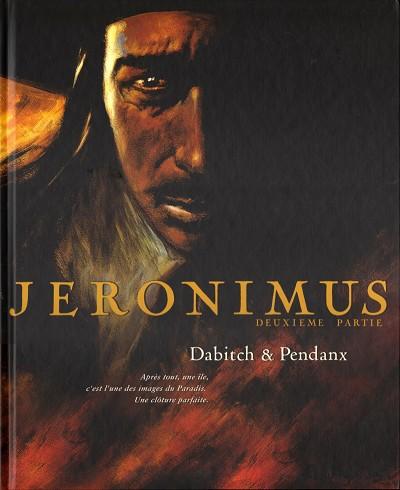 Couverture de Jéronimus -2- Deuxième partie