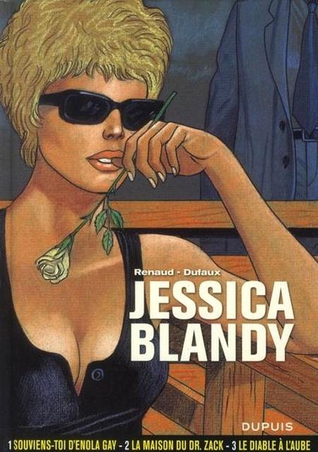 Couverture de Jessica Blandy -INT1- Volume 1