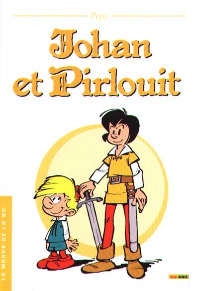 Couverture de Johan et Pirlouit -MBD19- Johan et Pirlouit - Le Monde de la BD - 19