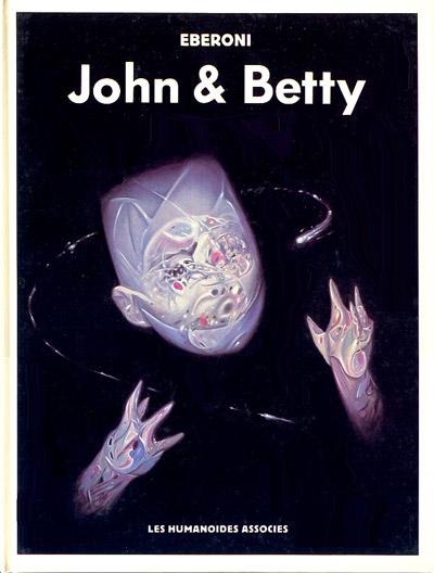 Couverture de John & Betty