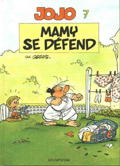 Couverture de Jojo (Geerts) -7- Mamy se défend