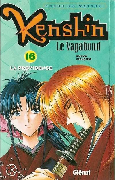 Couverture de Kenshin le Vagabond -16- La Providence