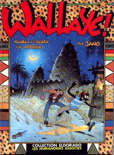 Couverture de Keubla -2- Wallaye !