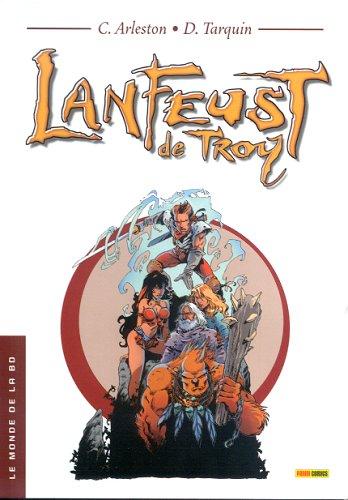 Couverture de Lanfeust de Troy -MBD14- Lanfeust de Troy - Le Monde de la BD - 14