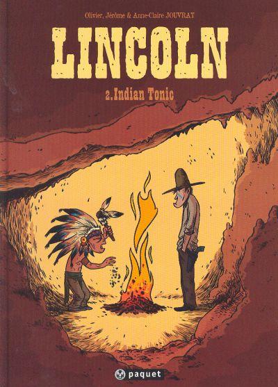 Couverture de Lincoln -2- Indian tonic