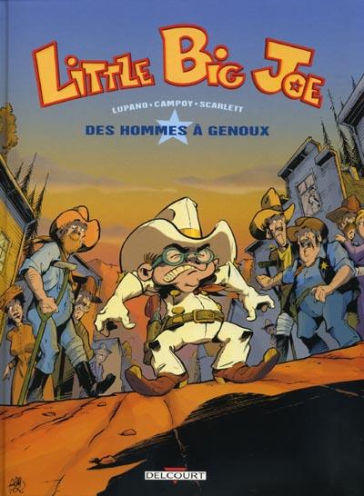 Little Big Joe - les 2 tomes